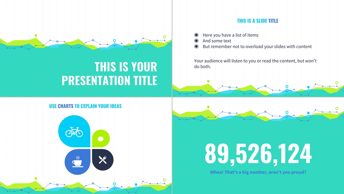 Quince presentation template