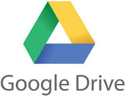 照片為Google Drive圖示